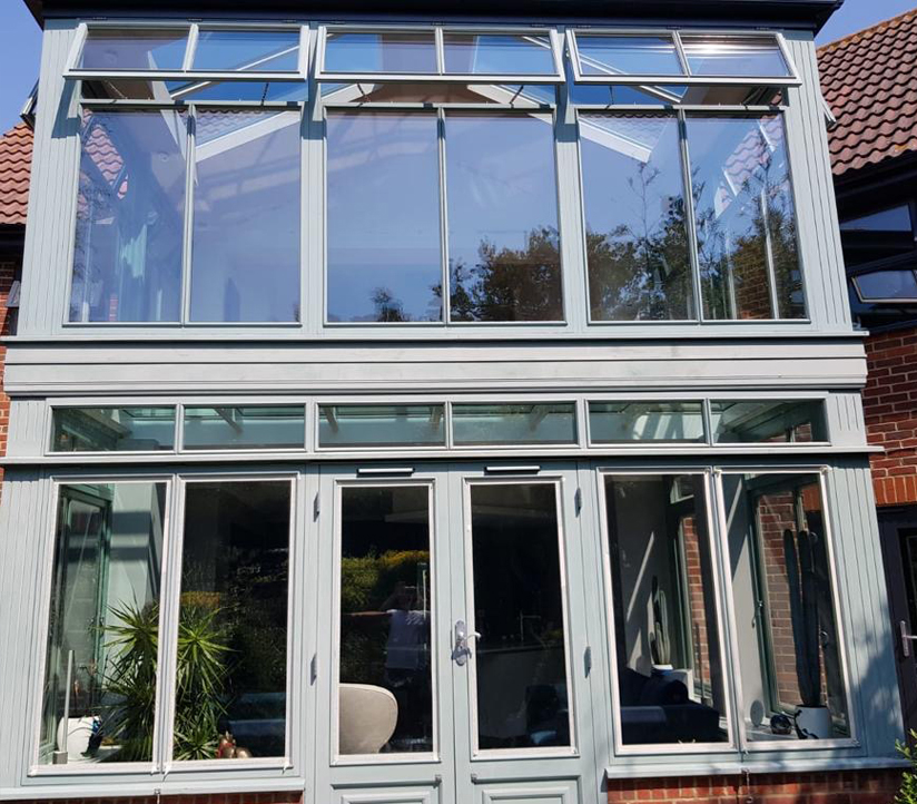 Conservatory Colour Change Chesham