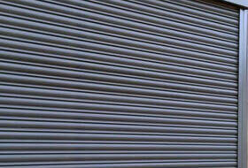 Roller Shutter Door Refurbishment