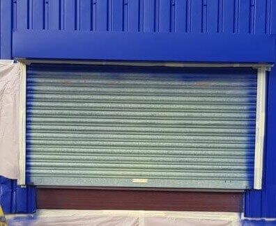 Roller Shutter Door Refurbishment Northampton